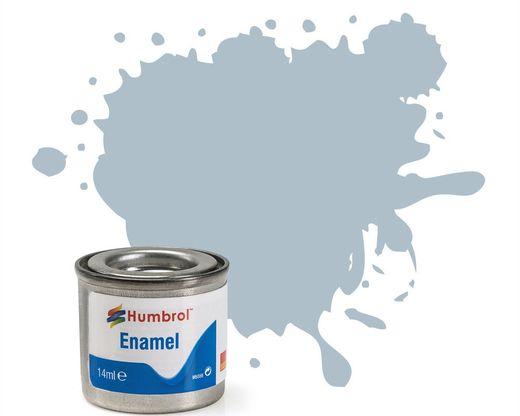 Peinture maquette enamel - Humbrol 127 - Gris Fantôme US Satiné - Humbrol AA1403