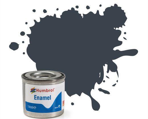 Peinture maquette enamel - Humbrol 32 - Gris Foncé Mat - Humbrol AA1506