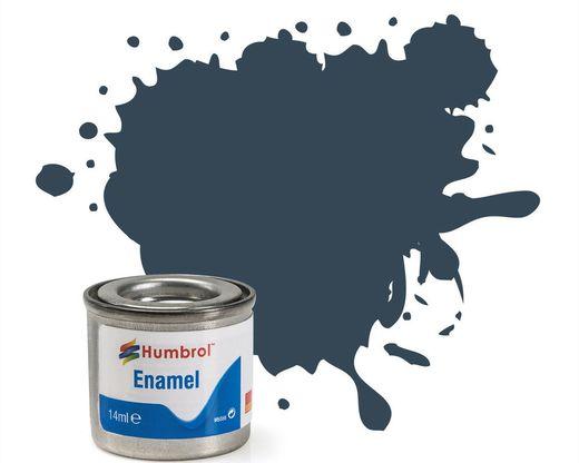 Peinture maquette enamel - Humbrol 245 - RLM74 Vert Gris Mat - Humbrol AA2245