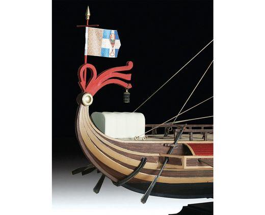 Maquette bateau : Trirème Romaine - 1/72 - Zvezda 8515 08515
