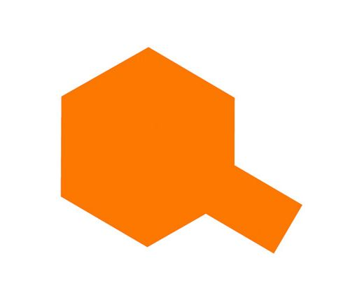 Tamiya 85092 - TS92 Orange Métal : Peinture acrylique