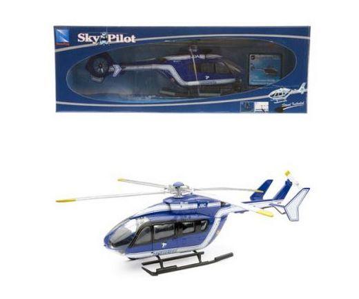 Miniature Eurocopter EC 145 gendarmerie 29 cm 1:34