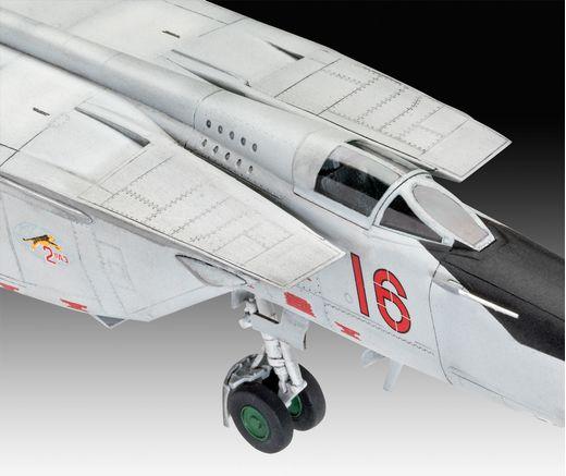 Maquette avion militaire : Mig-25 Rbt - 1/72 - Revell 3878 03878