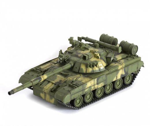 Maquette militaire : Char T-80VD - 1/35 - Zvezda 3591 03591