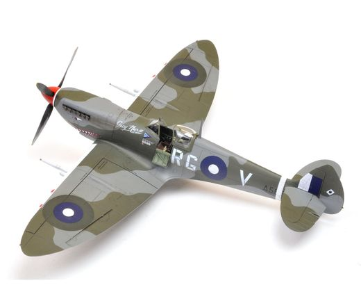 Maquette d'avion militaire : Spitfire Mk.VIII, Profipack - 1:48 - Eduard 08284