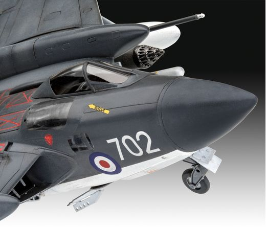 Maquette avion : Sea Vixen Faw 2 - 1:72 - Revell 03866 3866