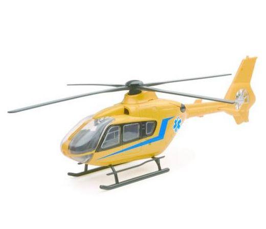 Miniature Eurocopter EC 145 Sécurité Civile 1:34 29 cm