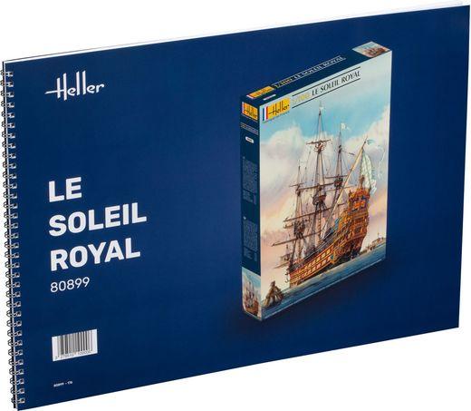 Brochure : Voilier Soleil Royal - Heller 89917