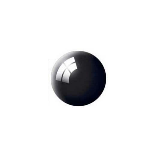 Aqua Noir brillant 36107