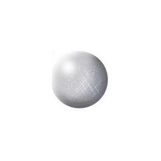 Revell 32190 - Argent métal : Peinture glycero