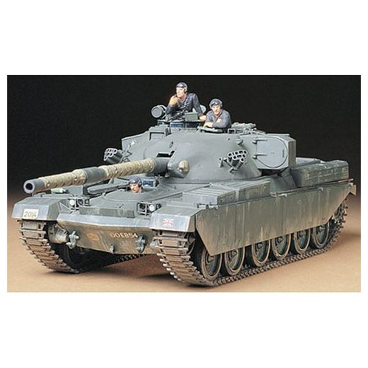 Maquette militaire : Char d'assaut anglais MK5 Chieftain - 1/35 - Tamiya 35068
