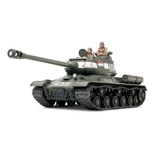 Maquette de Char d'assaut Russe : Tank Josef Staline 2 - 1/35 - Tamiya 35289