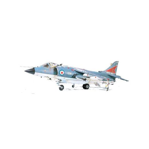 Maquette avion militaire : Hawker Sea Harrier Frs1 - 1/48 - Tamiya 61026
