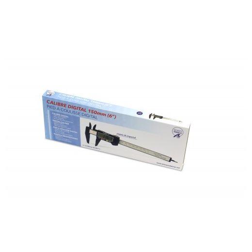Accessoires modélismes : Pied à Coulisse Digital 150 mm avec Étui de Protection - Artesania Latina 27057-1