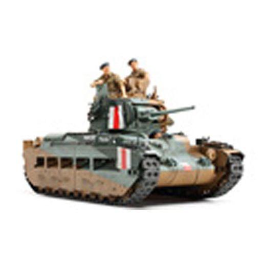 Maquette de Char d'assaut Anglais : Matilda Mk.III/IV - 1/35 - Tamiya 35300