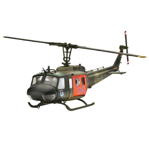 Maquette d'hélicoptère : Bell UH-1D SAR - 1:72 - Revell 04444 4444 - france-maquette.fr