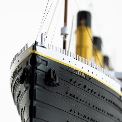 Maquette navire en bois : Titanic - 1/250 - Amati B1606 1606