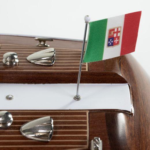 Maquette bateau bois Runabout Italien - Amati B1608