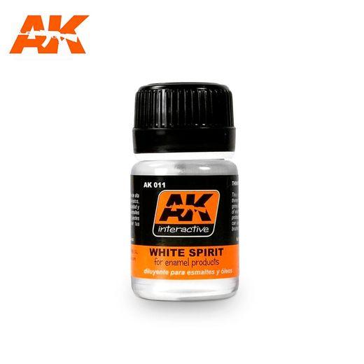 White Spirit 35 ml - Ak Interactive AK011