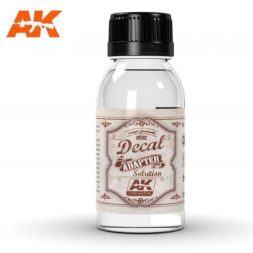 Decal adapter solution 100 ml - Ak Interactive AK582