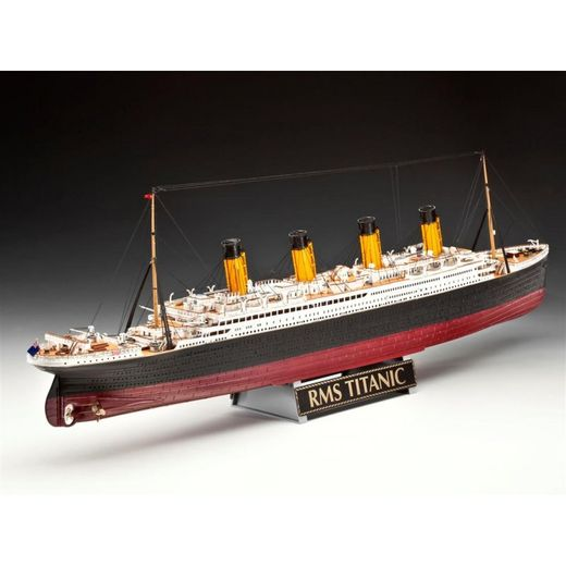 Revell 05715 : Coffret anniversaire Revell Titanic 1/400