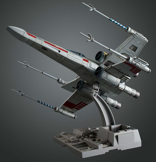 Maquette Star Wars : X-Wing Starfighter - 1/72 - Revell 1200 01200
