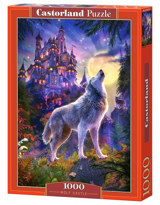 Puzzle Le Loup du Château - 1000 pièces - Castorland 104178