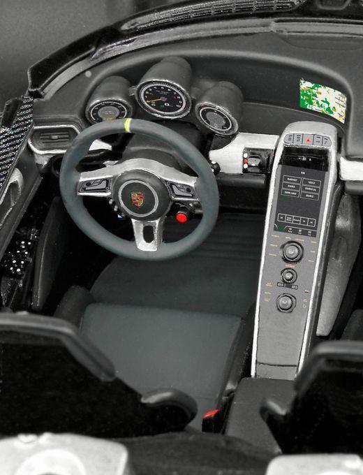 Maquette voiture : Porsche Set - 1:24 - Revell 05681, 5681 - france-maquette.fr