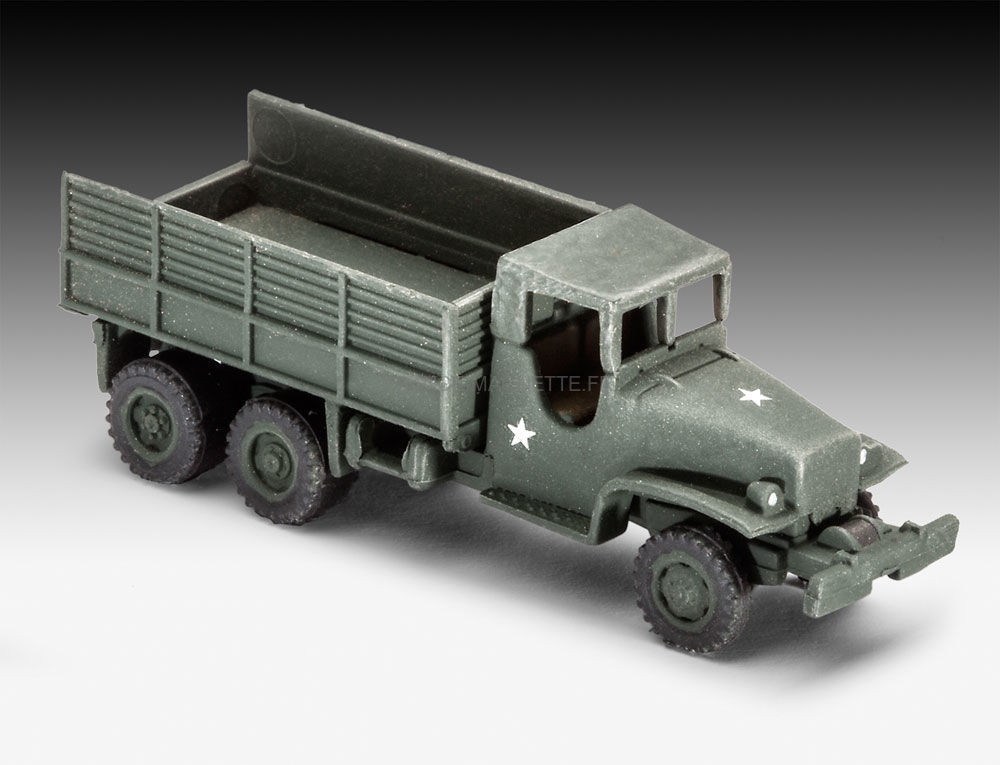 Maquette Militaire Us Army V 233 Hicules Seconde Guerre