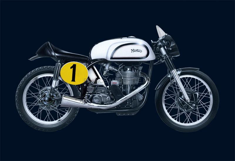 norton manx 500cc 1951 italeri 04602. Black Bedroom Furniture Sets. Home Design Ideas