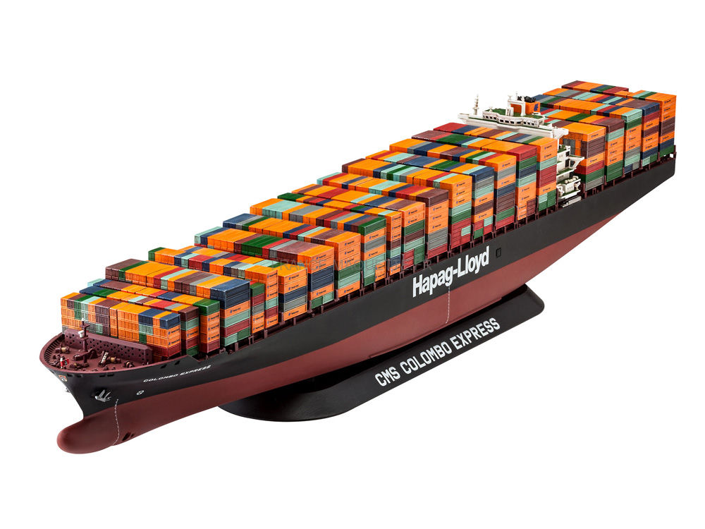 Fil rouge 2019, les conseils à suivre... 05152_Revell_Container_Ship_Colombo_Express