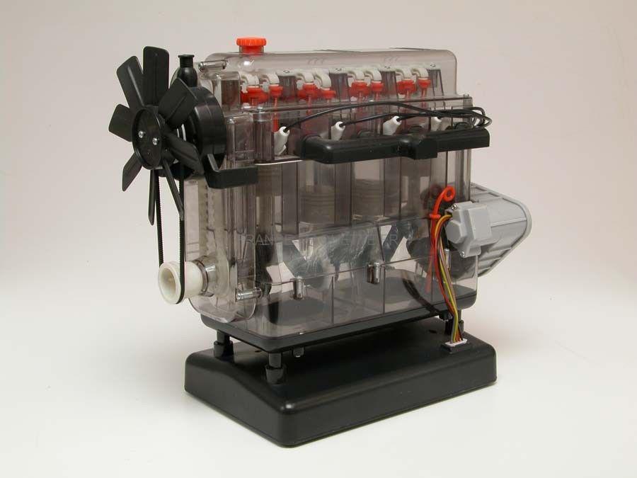 maquette moteur combustion airfix 42509. Black Bedroom Furniture Sets. Home Design Ideas