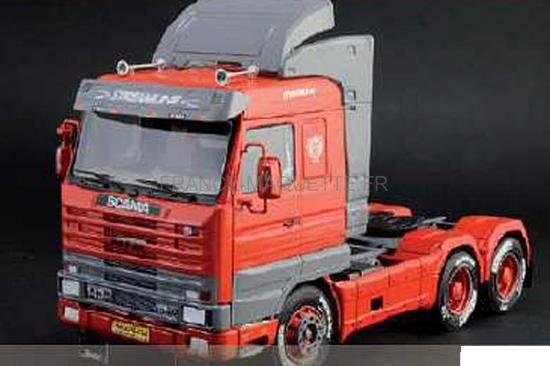 SCANIA STREAMLINE 143 H 6 x 2-camions et remorques 1:24 ITALERI 3944