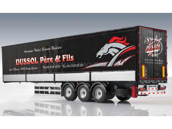 accessoire maquette de camion semi remorque b ch e 1 24 italeri 3885. Black Bedroom Furniture Sets. Home Design Ideas