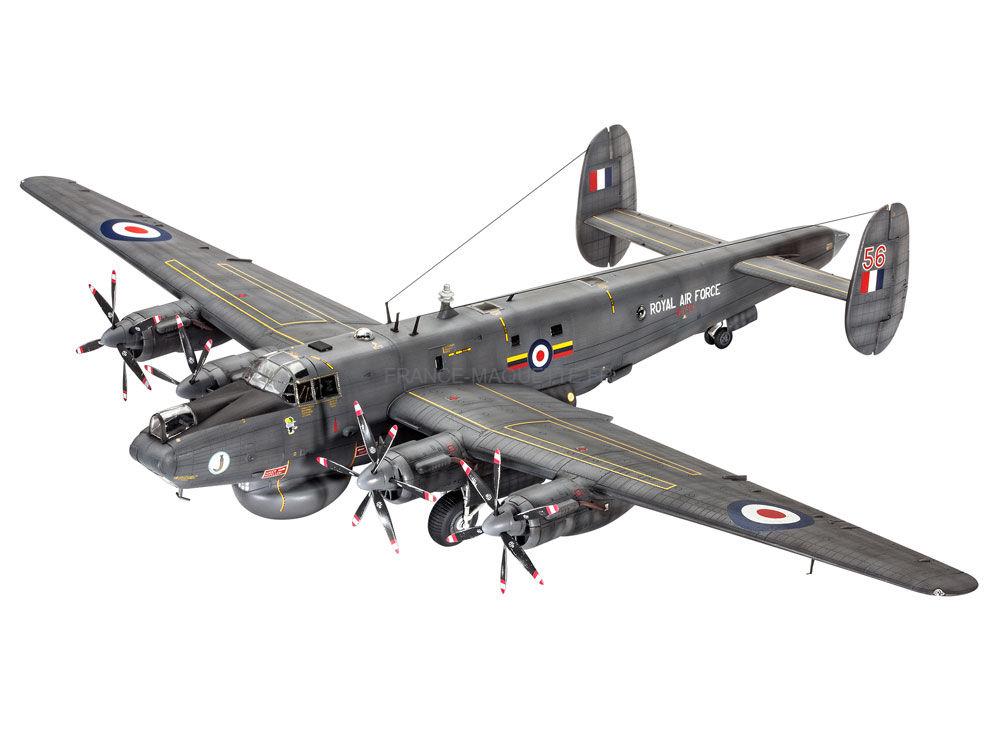 maquette avion militaire avro shackleton aew2 1 72 revell 04920. Black Bedroom Furniture Sets. Home Design Ideas