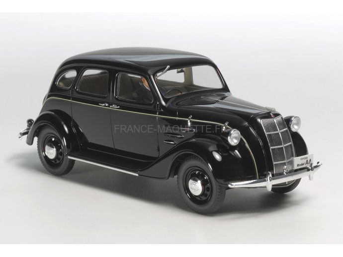 maquette voiture de collection toyota model aa 1 24 tamiya 24339. Black Bedroom Furniture Sets. Home Design Ideas