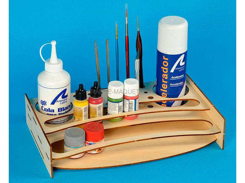 accessoires mod lismes support pour peinture artesania latina 27648p. Black Bedroom Furniture Sets. Home Design Ideas
